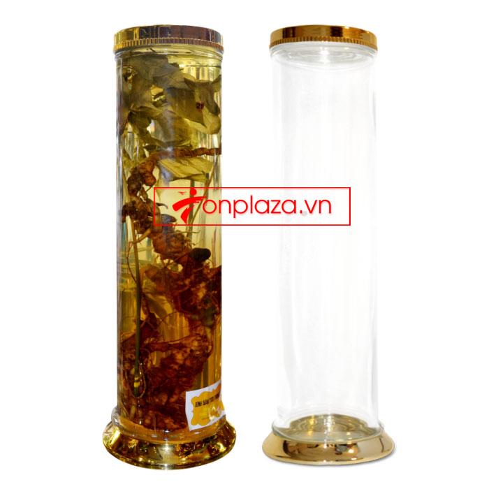 Bình ngâm sâm Ngọc Linh dung tích 20L (2.7kg) NS308 3