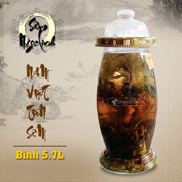 Bình sâm Ngọc Linh KG13 NS300