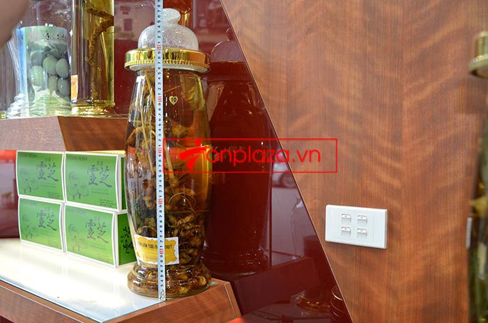Các sản phẩm sâm ngọc linh khác tại showroom Onplaza 4